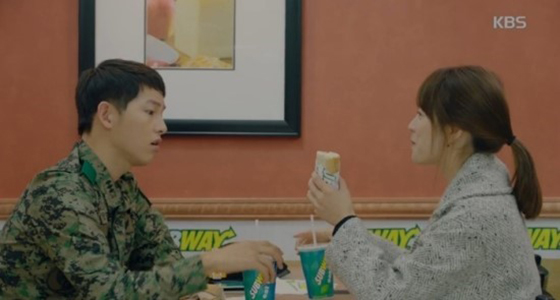 subway in kdrama