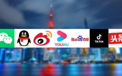 รู้จัก Application ชื่อดังของชาวจีน จะทำการตลาดอย่างไรผ่านแอปฯเหล่านี้